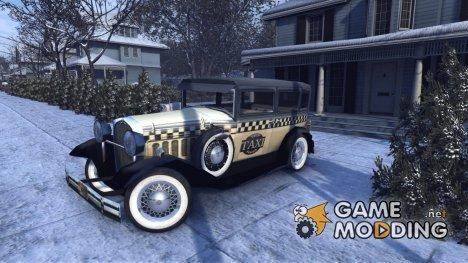 Такси Томми Анджело для Mafia II