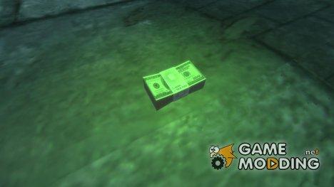 Денежные купюры США номиналом 100$ for GTA 4