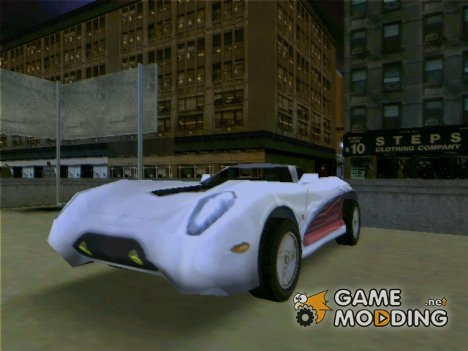 La Niсa из Need For Speed: High Stakes for GTA 3