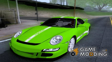 2010 Porsche 911 (997) GT3 for GTA San Andreas