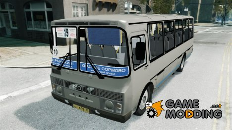 ПАЗ 4234 v2.0 for GTA 4