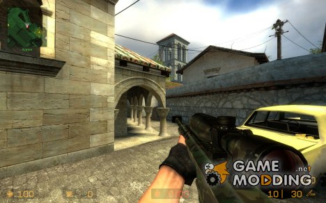 M82A1 для Counter-Strike Source