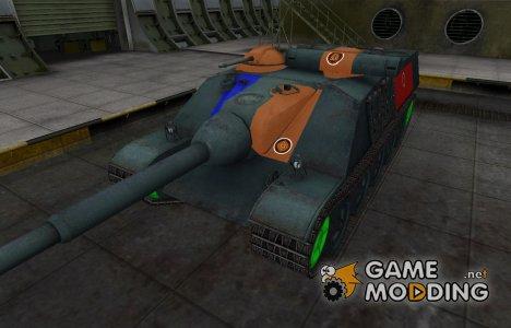 Качественный скин для AMX 50 Foch for World of Tanks
