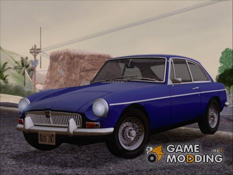 MG MGB GT (ADO23) 1965 IVF and АПП для GTA San Andreas