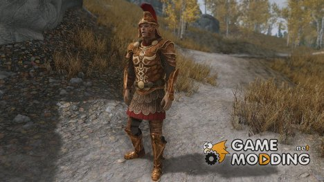 Hero of the Legion - A Unique Armor for Imperial Players для TES V Skyrim