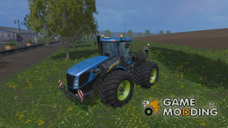 New Holland T9560 Blue для Farming Simulator 2015