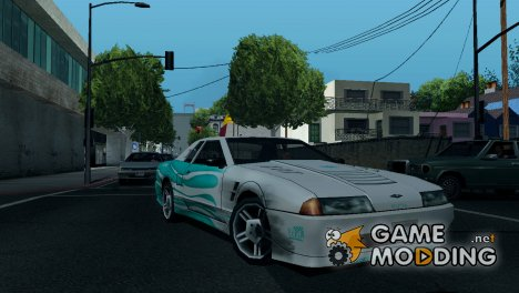 Новая покраска для Elegy for GTA San Andreas