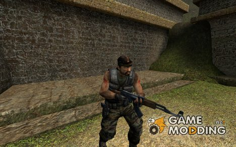 War Torn Guerilla. для Counter-Strike Source