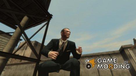 Балисонг for GTA 4