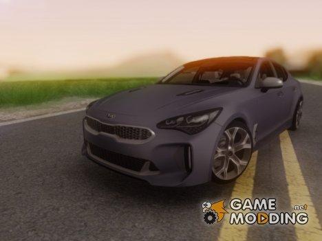 KIA Stinger GT для GTA San Andreas
