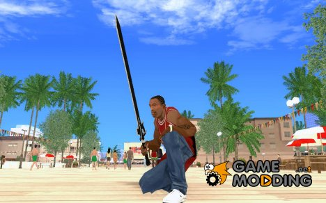 Kirito's Sword для GTA San Andreas