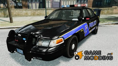 Ford Crown Victoria [ELS] for GTA 4