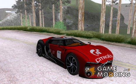 Citroen GT Gran Turismo for GTA San Andreas