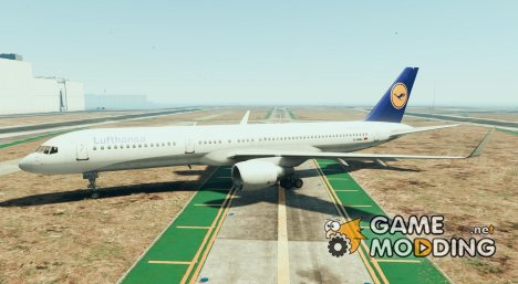 Boeing 757-200 Pack (Lufthansa, British Airways) for GTA 5