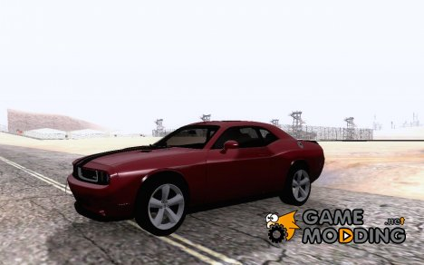 Dodge Challenger SRT-8 для GTA San Andreas