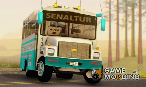 Chevrolet Kodiak Senaltur для GTA San Andreas