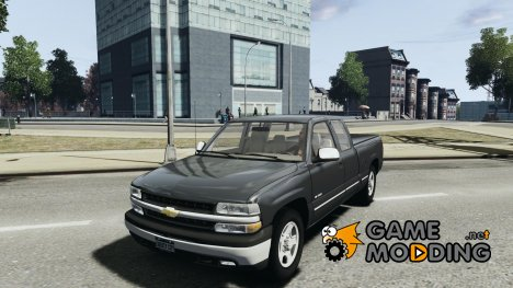 Chevrolet Silverado 1500 2000 for GTA 4