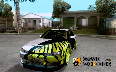 Nissan Silvia S14 Matt Powers v3 для GTA San Andreas