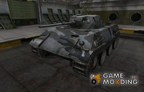 Шкурка для немецкого танка VK 28.01 for World of Tanks