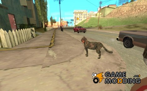 Animals in Los Santos для GTA San Andreas