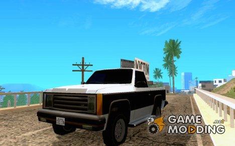Rancher pickup for GTA San Andreas