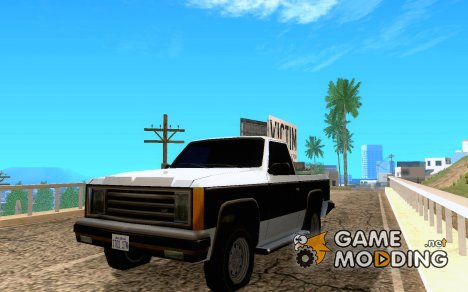 Rancher pickup для GTA San Andreas