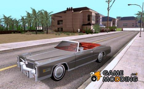 Cadillac Eldorado '76 Convertible для GTA San Andreas