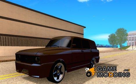 Moskvitch - 2137 Dag Tuning for GTA San Andreas