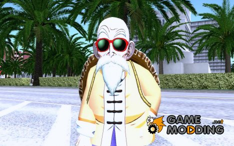 Master Roshi for GTA San Andreas
