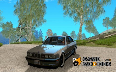 BMW M5 E34 V1 for GTA San Andreas