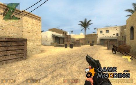 USP Tactical V2 для Counter-Strike Source