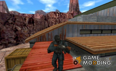 Default GIGN retex for Counter-Strike 1.6