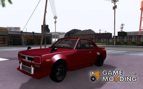 Nissan GT-R 2000 for GTA San Andreas