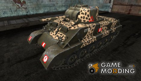 M4A2E4 for World of Tanks
