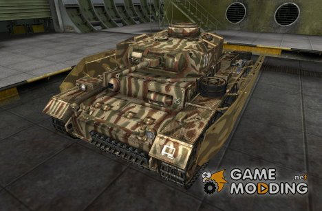 Ремоделинг для PzKpfw III for World of Tanks
