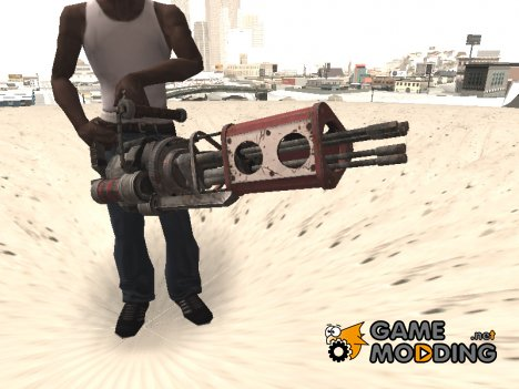 Миниган из Star Wars Battlefront 3 for GTA San Andreas