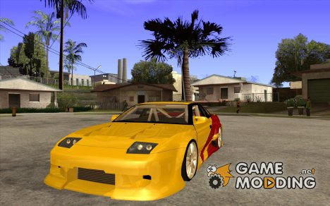 Nissan 240SX DRIFT SPEC for GTA San Andreas