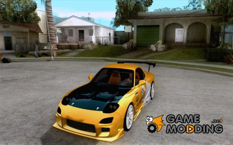 Mazda RX-7 sumopoDRIFT for GTA San Andreas