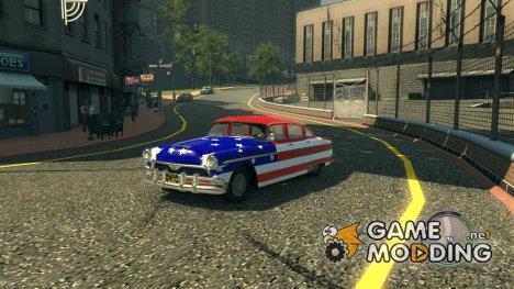 Новая аэрография для автомобилей для Mafia II