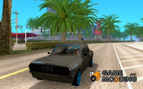 Газ Волга 2410 Drift Edition for GTA San Andreas