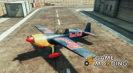 Red Bull Air Race HD v1.2 для GTA 5