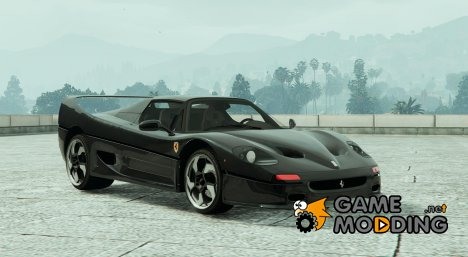 Ferrari F50 Autovista BETA 0.1 for GTA 5