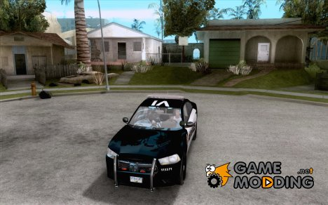Dodge Charger Canadian Victoria Police 2011 for GTA San Andreas