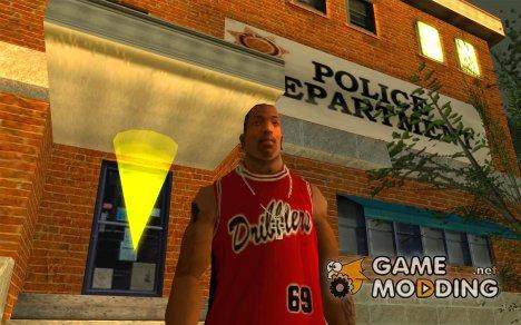 Арест нарушителя - 3 для GTA San Andreas