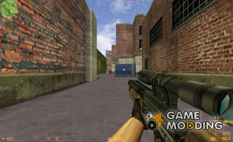 Walther WA2000 for Counter-Strike 1.6