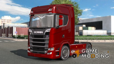 Scania S730 NextGen for Euro Truck Simulator 2