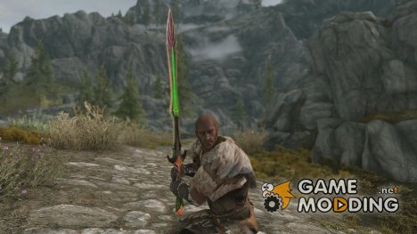 The Legend of Zelda - Great Fairys Sword Reimagined for TES V Skyrim
