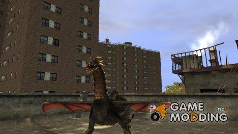 Дракон for GTA 4