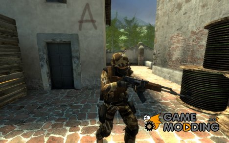 US desert marine corp для Counter-Strike Source