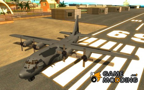 C-130H Spectre for GTA San Andreas
